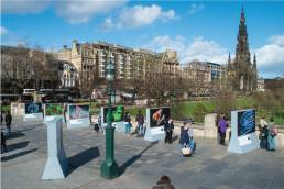 Edinburgh outdoor exhibition print5